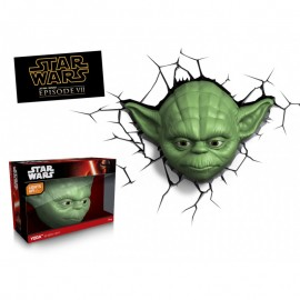 3D LAMPADA LED - STAR WARS...