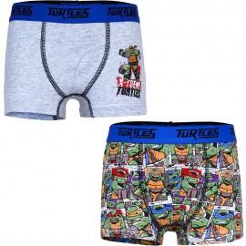 Set 2 boxer Tartarughe Ninja