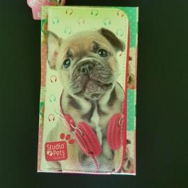 Portafoglio Studio Pets cane