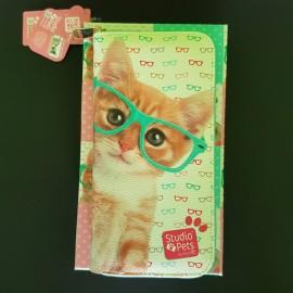 Portafoglio Studio Pets gatto