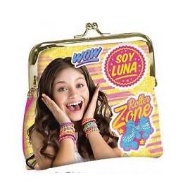 Portamonete clic clac Soy Luna